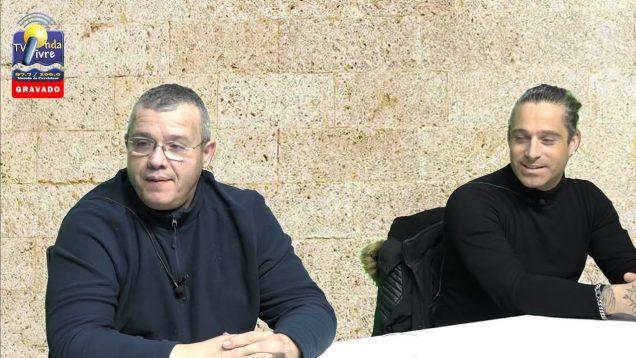 ONDA LIVRE TV – Entrevistas com Rui Costa à conversa com a dupla Canela & Mel