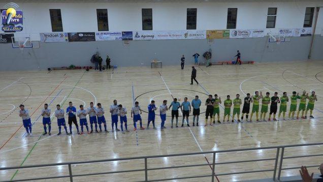 ONDA LIVRE TV – GDM empata por 4-4 com Carrazedo de Montenegro