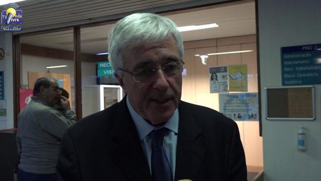 ONDA LIVRE TV – Francisco Ramos diz que é necessário rever programa para fixar médicos no interior