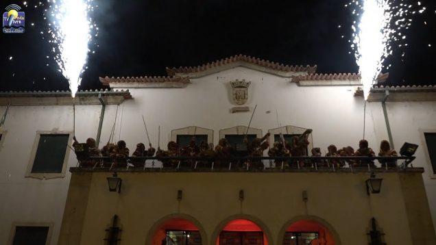 ONDA LIVRE TV – Desfile Noturno e Domingo Gordo   Entrudo Chocalheiro 2019