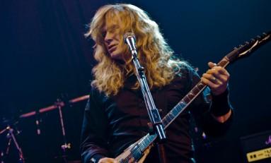 Dave Mustaine salva vida de fã com cancro