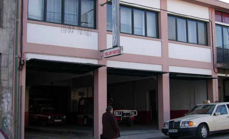 Tribunal do Porto avalia antigo quartel dos bombeiros