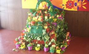 O 1º Ciclo do Centro Escolar Polo I festejou o Santo António
