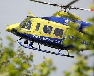 Helicóptero do INEM assegurado até Outubro