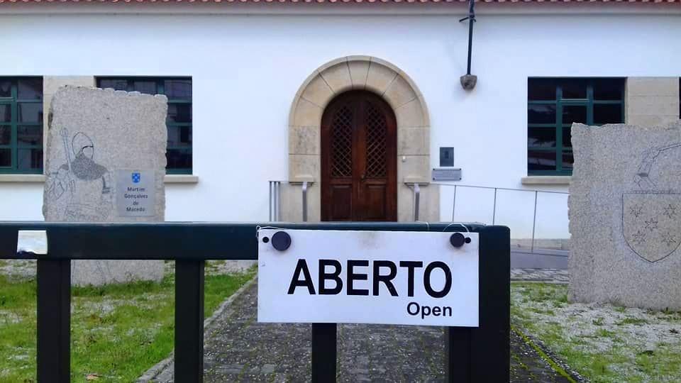 Museu Martim Gonçalves de Macedo volta a estar aberto ao público a partir de hoje