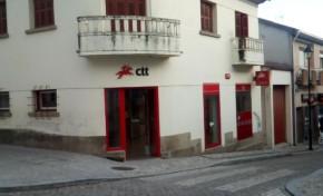 Estação dos CTT de Vila Flor reabre na segunda-feira