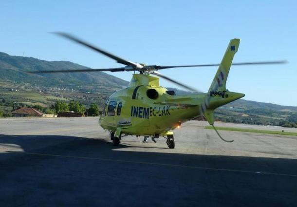 Quatro mortos confirmados na queda de Helicóptero do INEM