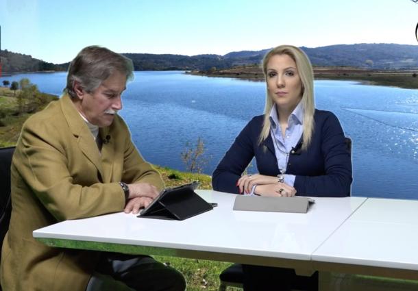 ONDA LIVRE TV - Ao Sabor do Vento | Factos Internacionais com embaixador António Tânger Corrêa
