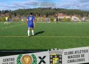 CA Macedo perde por 6-0 esta tarde frente ao Carção
