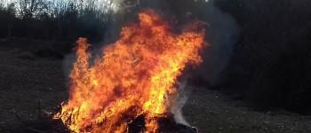 Queima de sobrantes originou incêndio florestal no concelho de Bragança