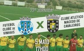CA Macedo luta pelos 30 pontos na última jornada do campeonato este domingo