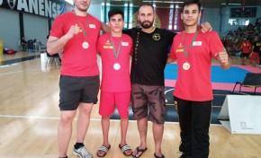 ADCMC/CCN consegue um campeão e dois vice-campeões no Campeonato Ibérico de Kickboxing e Muay Thai