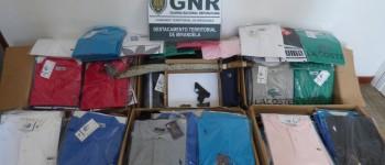 Indivíduo com antecedentes criminais detido por posse de arma proibida e contrafação em Vila Flor
