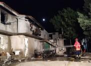 Incêndio destrói cozinha de casa na rua da Mina (Grijó)