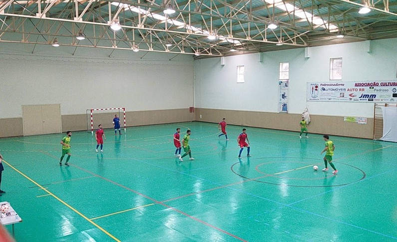 Macedense empata na primeira jornada do campeonato