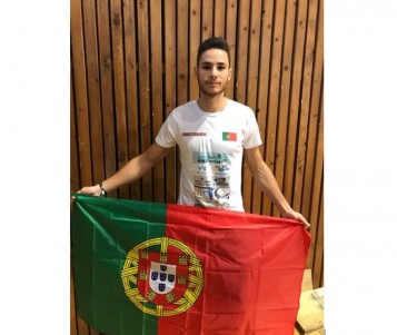 Fabrice Fernandes vai ser homenageado no pelo município de Macedo e diz-se feliz pelo reconhecimento