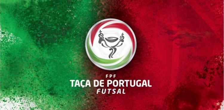 Segunda eliminatória da Taça de Portugal de Futsal joga-se este domingo
