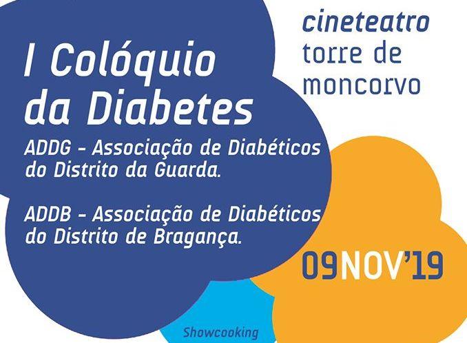 I Colóquio da Diabetes acontece amanhã em Torre de Moncorvo