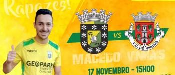 """CA Macedo encontra o FC Vinhais no domingo para um """"jogo difícil"""""""