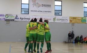 Futsal: equipa feminina do GDM inicia fase de playoffs esta sexta-feira em casa