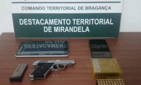 Homem detido em Alfândega da Fé por ameaçar e tentar violar mulher de 43 anos