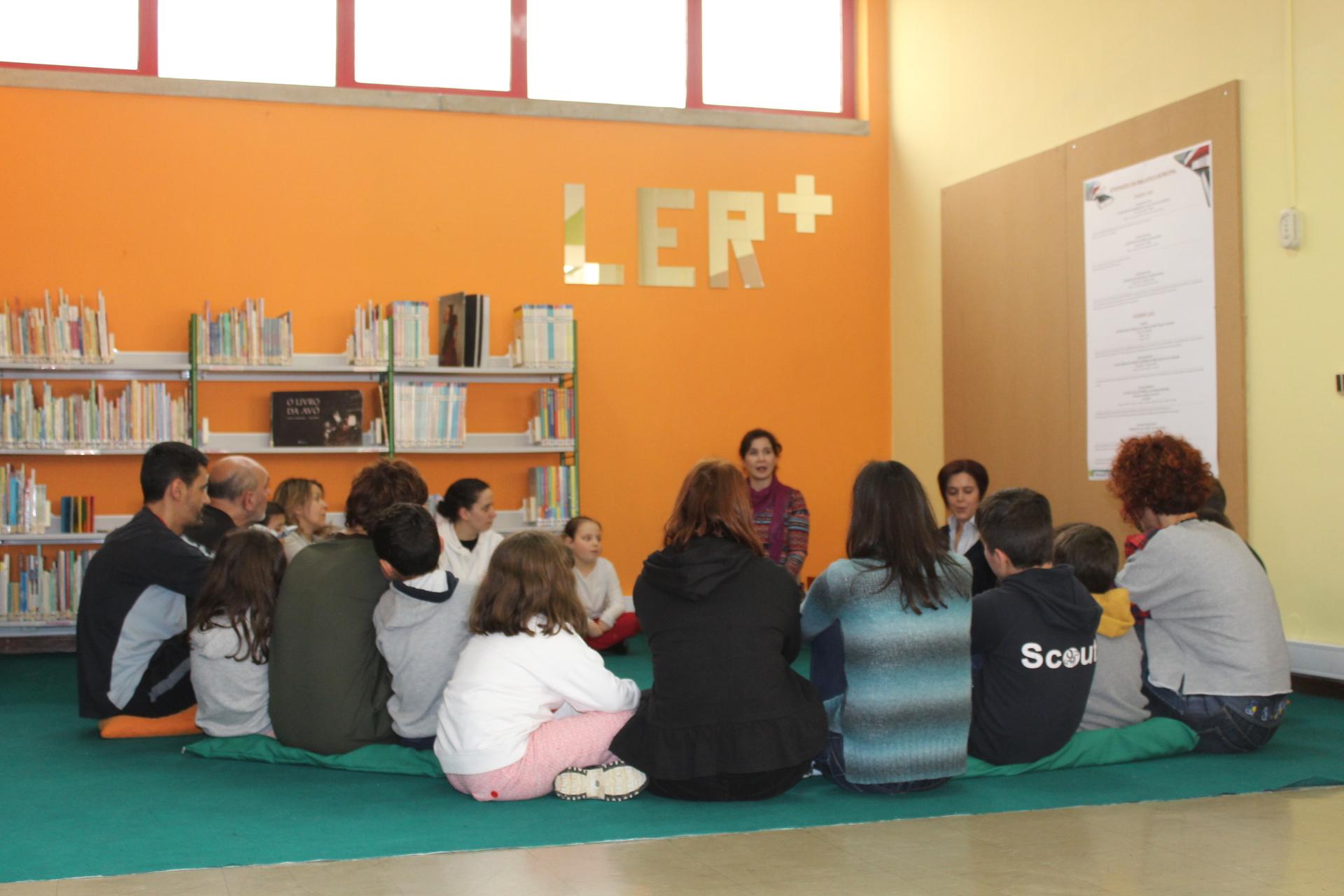 Workshop de inteligência emocional juntou pais e filhos em diálogos sobre sentimentos