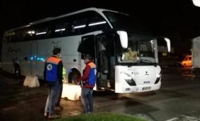 Passageiros do autocarro que se dirigia a França com um infetado já regressaram a casa