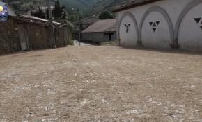 ONDA LIVRE TV - Chacim tem mais uma rua arranjada