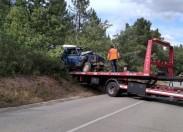 Homem morre em acidente no concelho de Mogadouro