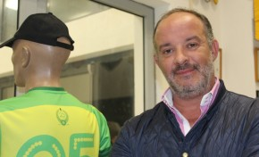João Carlos Pires satisfeito com a criação da II Divisão de Futsal Feminino
