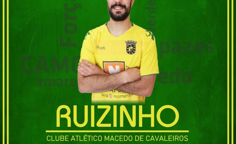 Rui Alves continua no Macedo na próxima temporada