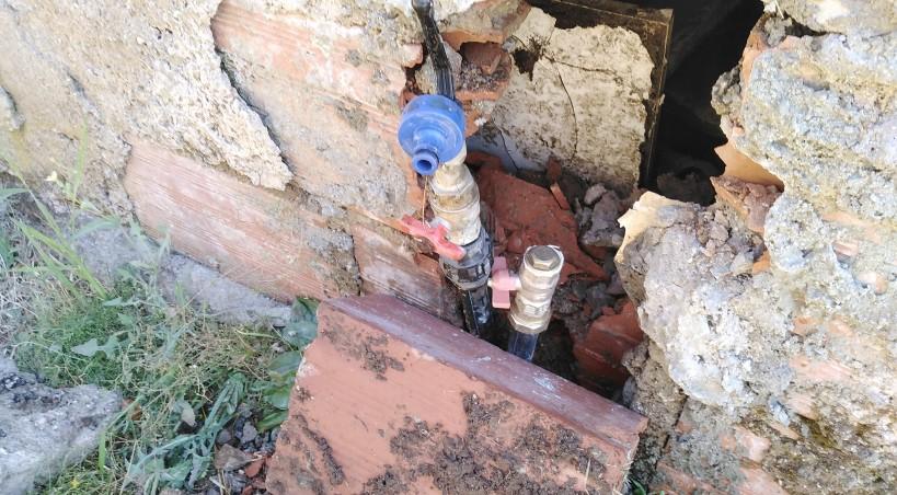 Detetados desvios de água na aldeia de Talhinhas (Macedo de Cavaleiros)