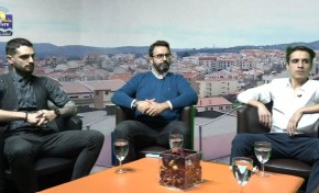 ONDA LIVRE TV – Conversa Aberta Ep. 3 | Paulo Moreira, Telmo Valadar e Pedro Mila