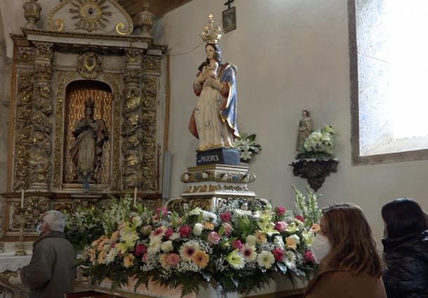 ONDA LIVRE TV – Missa em Honra de Nossa Senhora dos Prazeres | Cortiços, Macedo de Cavaleiros 2021