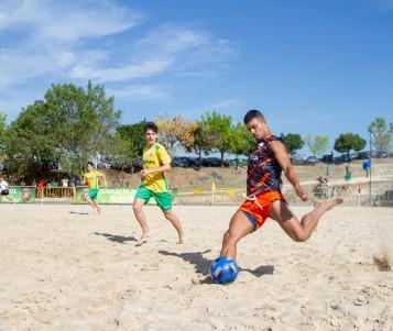 Campeonato Nacional de Futebol de Praia Masculino e Feminino deve acontecer em julho