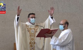 ONDA LIVRE TV – Eucaristia de Domingo de Páscoa – Macedo de Cavaleiros 04/04/2021
