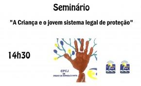 """Onda Livre TV transmite esta tarde em direto o seminário """"A criança e o jovem sistema legal de proteção"""" promovido pela CPCJ de Freixo de Espada à Cinta"""