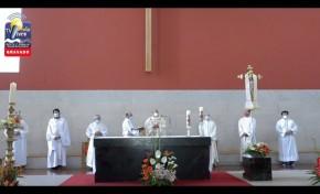 ONDA LIVRE TV – Missa da Festa da Divina Misericórdia – Macedo de Cavaleiros 11/04/2021