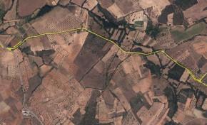 Aviso: Trânsito Cortado na Estrada Municipal 563