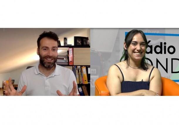 ONDA LIVRE TV – Conversa Aberta   Ep.16 com Miguel Midões e Tânia Rei