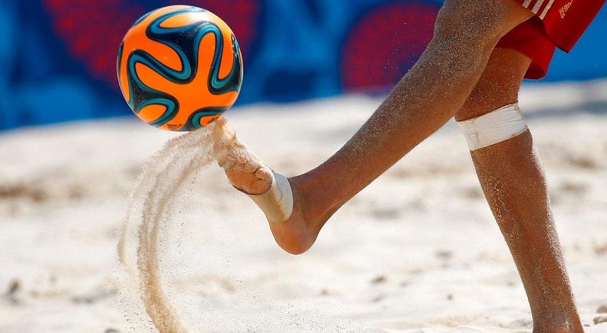 Vila Flor SC é baixa no Campeonato Distrital de Futebol de Praia feminino