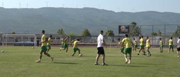 ONDA LIVRE TV  - O Clube Atlético de Macedo de Cavaleiros já trabalha