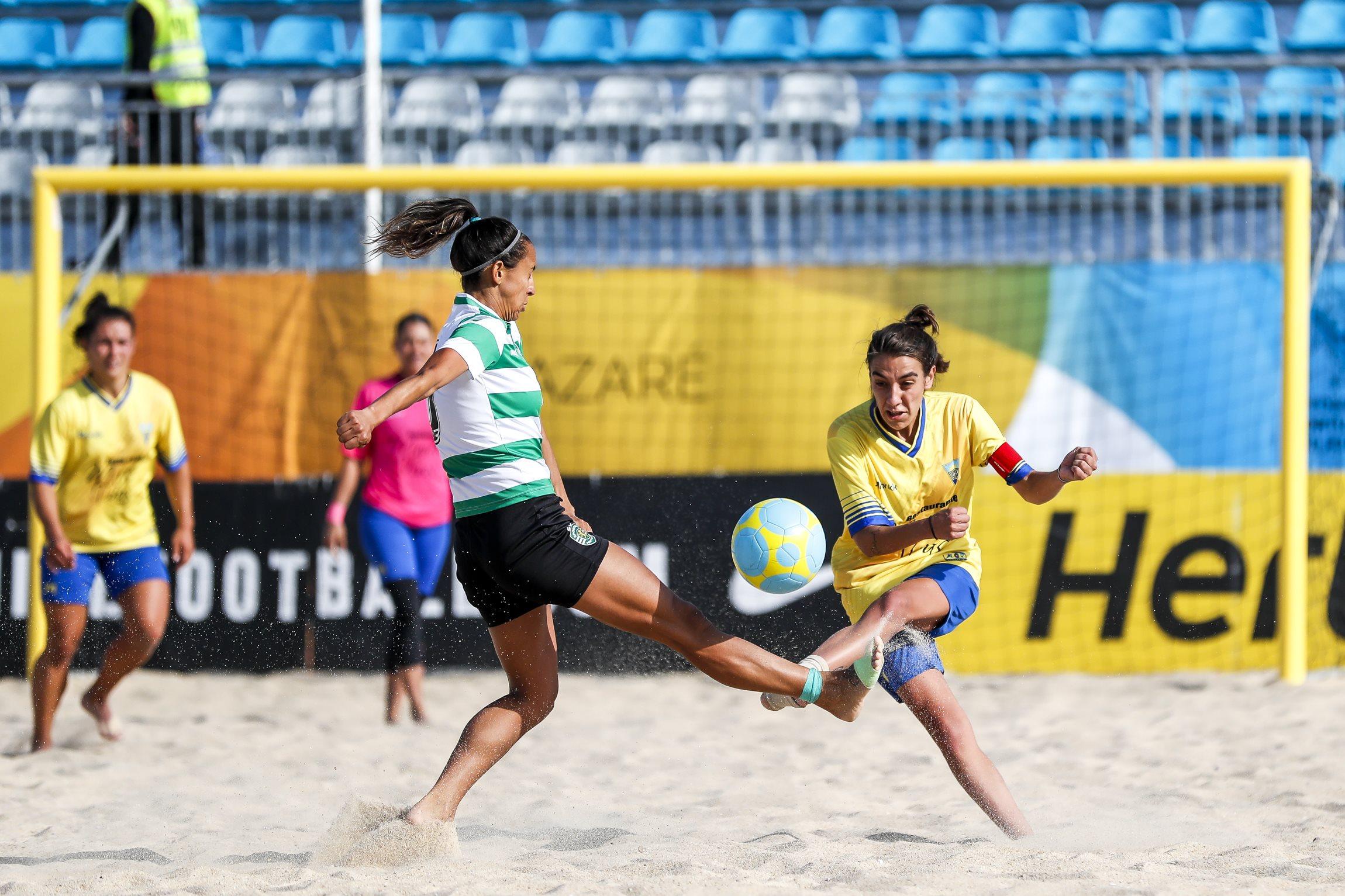 Madjer e Mário Narciso vão marcar presença no Encontro Regional de Futebol de Praia feminino