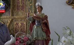 ONDA LIVRE TV – Missa em Honra de Santa Eufémia   Limãos 29/08/2021