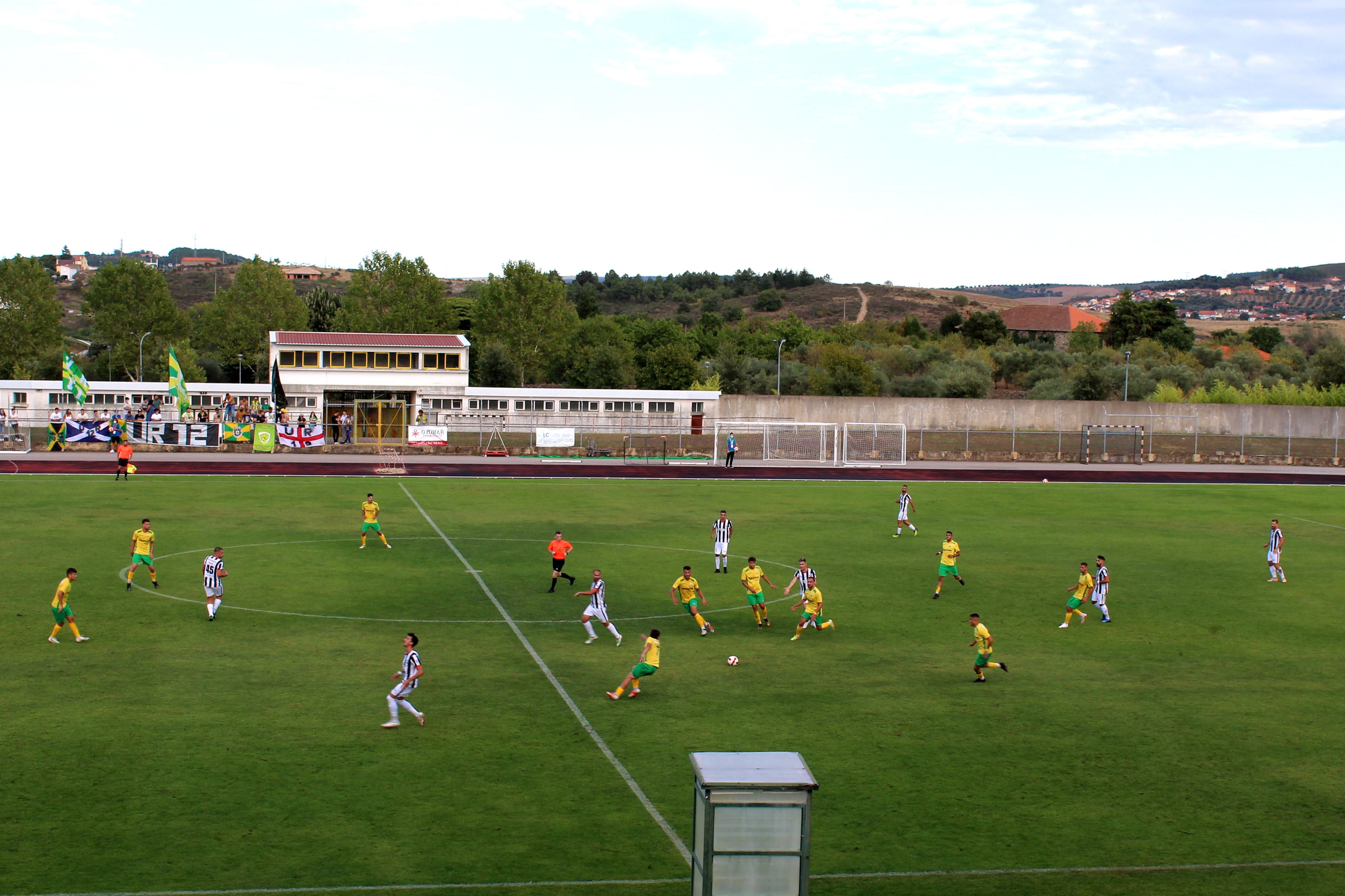 CA Macedo venceu hoje o Forjães e está na II Eliminatória da Taça de Portugal