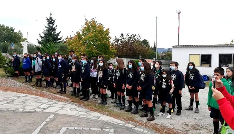 Agrupamento 602 de Macedo de Cavaleiros já iniciou ano escutista e com mais liberdade